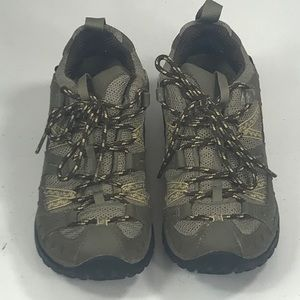 Merrell Green Athletic Running Hiking Shoes 6.5